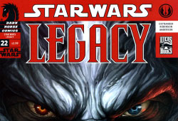 Legacy #22 - The Wrath of the Dragon