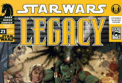 Legacy #23 - Loyalties #1