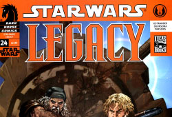Legacy #24 - Loyalties #2