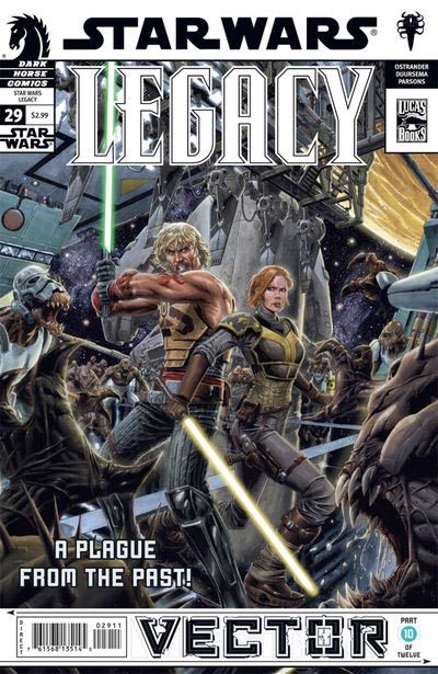 Legacy #29 - Vector #10
