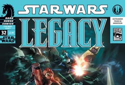 Legacy #32 - Fight Another Day #1