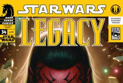 Legacy #34 - Storms #1