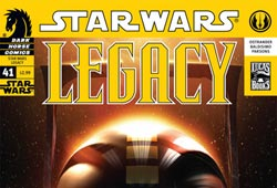 Legacy #41 - Rogue's End
