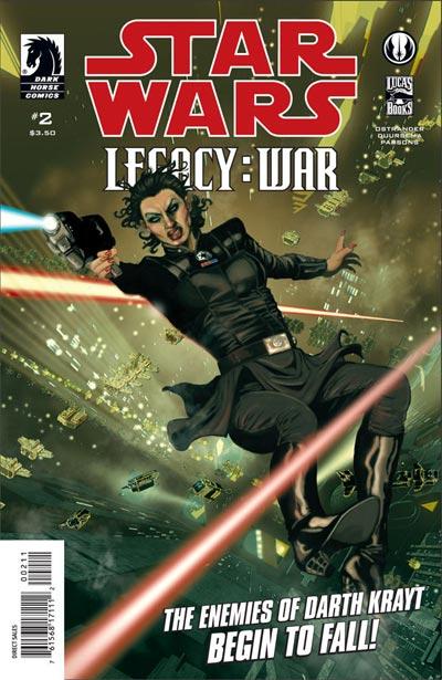 Legacy Wars, Part 2