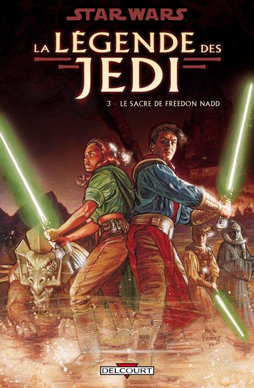 La Légende des Jedi Vol.3 : Le Sacre de Freedon Nadd