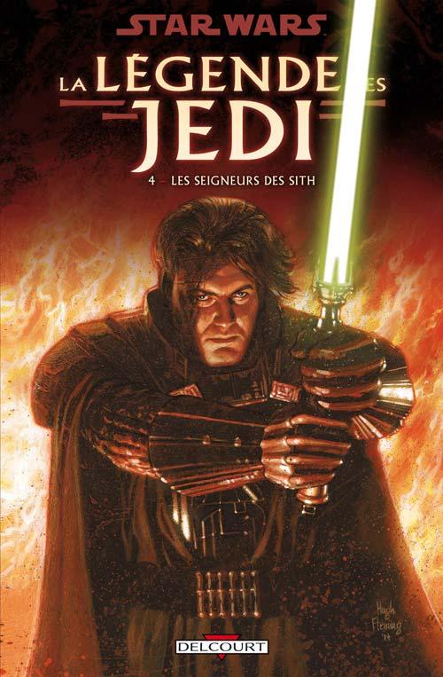 La Légende des Jedi Vol.4 : Les Seigneurs des Sith