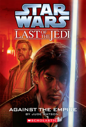 The Last of the Jedi 08 : Against the Empire