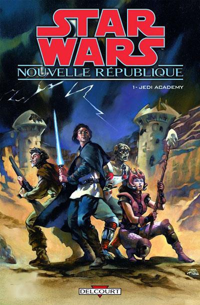 Nouvelle République Vol. 1 - Jedi Academy