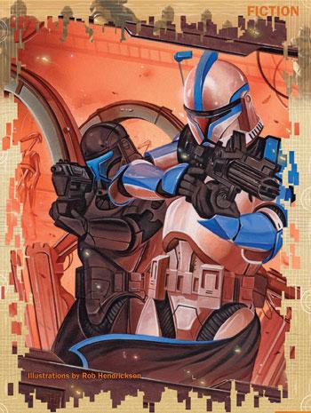 Republic Commando : Odds