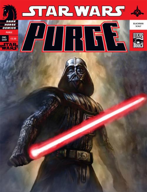 Star Wars Purge : The Hidden Blade