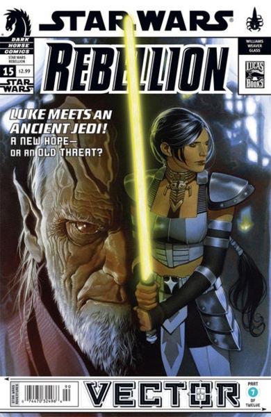 Rebellion #15 - Vector #07