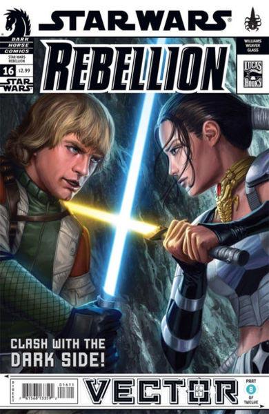 Rebellion #16 - Vector #08