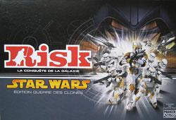 RISK Édition Guerre des Clones