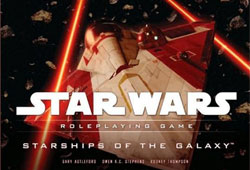 Starships of the Galaxy (Saga Edition)