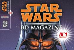 Star Wars - La Saga en BD #01