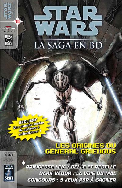 Star Wars - La Saga en BD #10