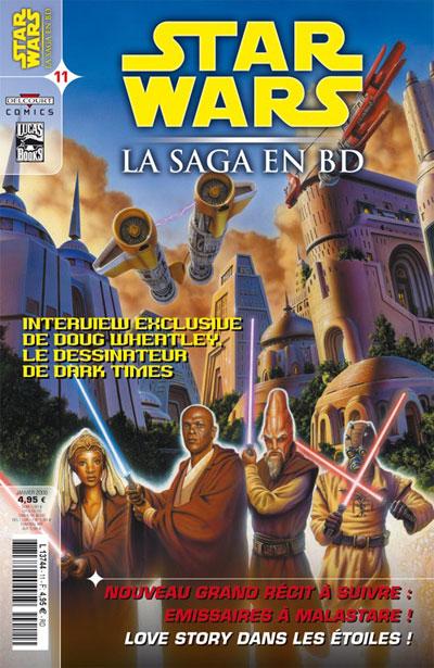 Star Wars - La Saga en BD #11