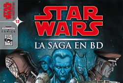 Star Wars - La Saga BD # 12