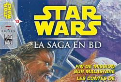 Star Wars - La Saga BD # 13