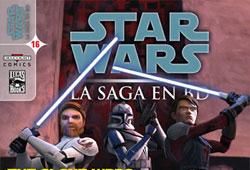 Star Wars - La Saga BD # 16