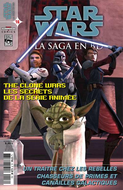 Star Wars - La Saga en BD #16