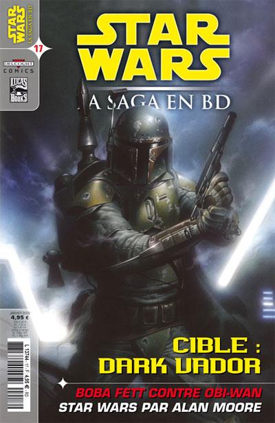 Star Wars - La Saga en BD #17