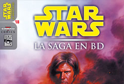 Star Wars - La Saga en BD #18