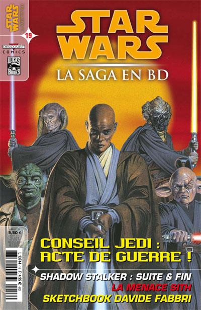 Star Wars - La Saga en BD #19
