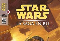 Star Wars - La Saga BD # 20