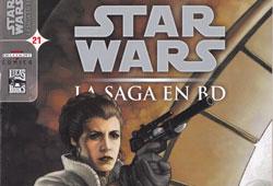 Star Wars - La Saga en BD #21
