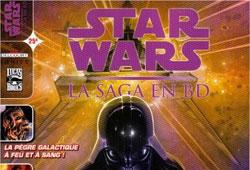 Star Wars - La Saga en BD #25