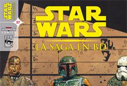 Star Wars - La Saga en BD #27