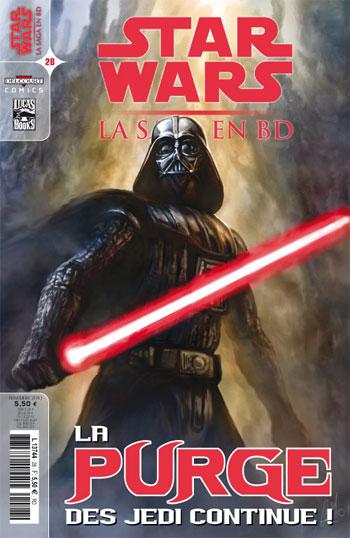 Star Wars - La Saga en BD #28