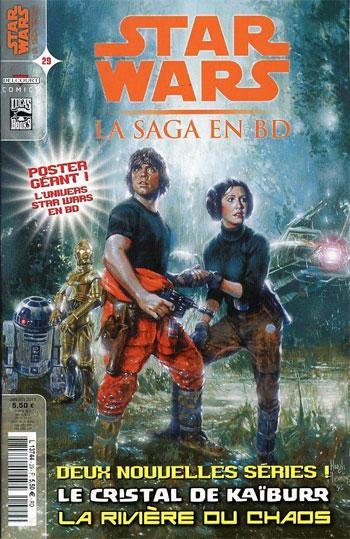 Star Wars - La Saga en BD #29