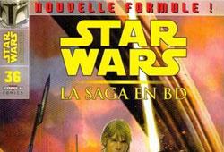 Star Wars - La Saga en BD #36