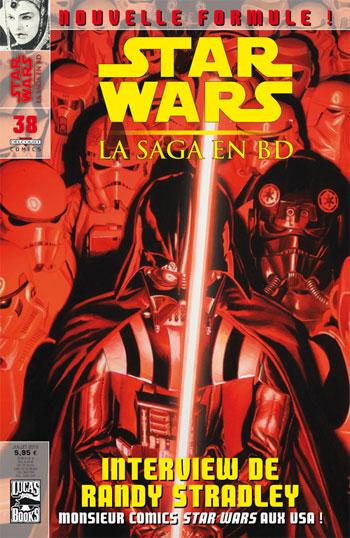 Star Wars - La Saga en BD #38