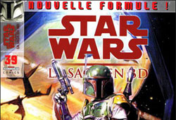 Star Wars - La Saga en BD #39
