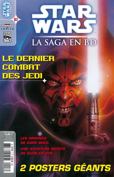 Star Wars - La Saga en BD #03