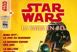 Star Wars - La Saga en BD #04