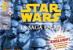 Star Wars - La Saga en BD #05