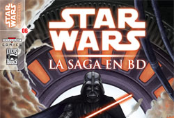 Star Wars - La Saga BD # 06