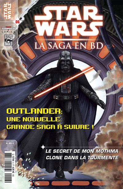 Star Wars - La Saga en BD #06