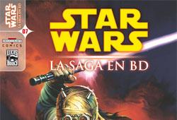 Star Wars - La Saga en BD #07