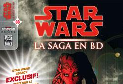Star Wars - La Saga en BD #08
