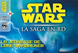 Star Wars - La Saga en BD #09