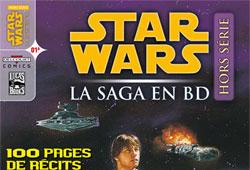 Star Wars - La Saga en BD Hors-s�rie #01