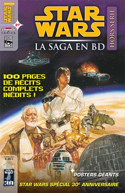 Star Wars - La Saga en BD Hors-série #01