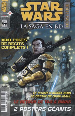 Star Wars - La Saga en BD Hors-série #02