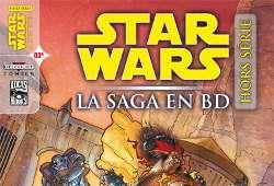 Star Wars - la saga des chevaux BD