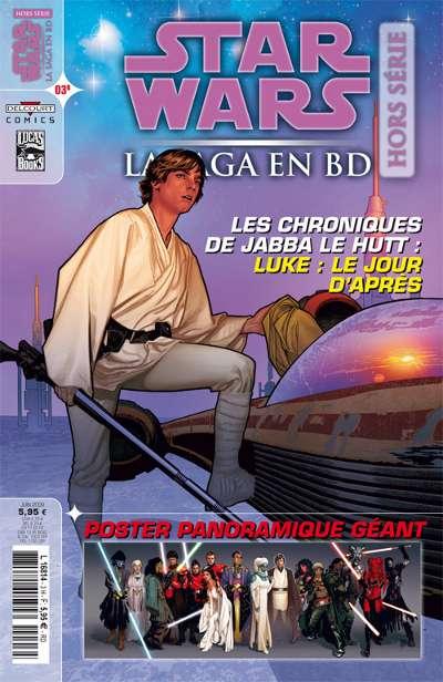 Star Wars - La Saga en BD Hors-série #03